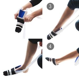 Приспособление для надевания носков Barry 10339
