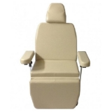 Кресло ЛОРа МД-КЛ-1 (1 электропривод)