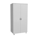Шкаф для одежды двухстворчатый ШО 2/03 на опорах