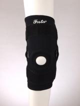 Фиксатор колена с полицентрич.шарнирами неразъемный черный F 1292