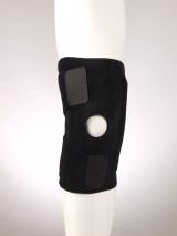 Фиксатор колена с пластинами разъемный (one size) черный F 1281