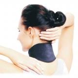 Турмалиновая магнитная накладка на шею
