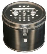 Коробка стерилизационная КФ-18 (ДЗМО)