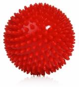 Массажный мяч красный L 0109