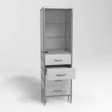 Шкаф лабораторный ШЛ 1-08