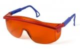 Защитные открытые очки РОСОМЗ О37 UNIVERSAL TITAN 2-2 PL 13712