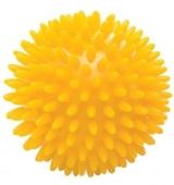 Массажный мяч желтый L 0108