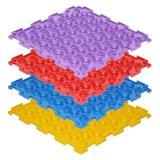 Модульный массажный коврик ОРТО «Колючки», мягкие (1 шт)