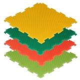 Модульный массажный коврик ОРТО «Трава», мягкая (1 шт.)