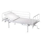Кровать общебольничная с регулируемым подголовником МСК - 1105