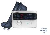 Аппарат для прессотерапии (лимфодренажа) Premium Medical LX9 (Lympha-sys9) + манжеты для ног (XL стандартный размер)