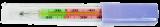 """Термометр медицинский максимальный стеклянный """"ИМПЭКС-МЕД"""" (ртутный градусник)"""