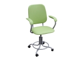 Кресло винтовое с подлокотниками М 101-01
