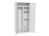 Шкаф металлический для уборочного инвентаря МСК-649.02