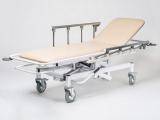 Тележка для перевозки пациентов КСМ-ТБВП-03г (гидропривод, тренделенбург)