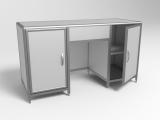 Стол лабораторный СЛ 2-03
