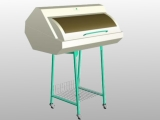 Камера ультрафиолетовая для хранения стерильных медицинских инструментов УФК-1