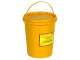 Контейнер одноразовый для сбора органических отходов МК-02 (3 литра) (класс Б)