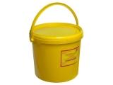 Контейнер одноразовый для сбора органических отходов МК-02 (6 литров) (класс Б)