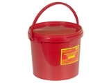 Контейнер одноразовый для сбора органических отходов МК-02 (6 литров) (класс В)