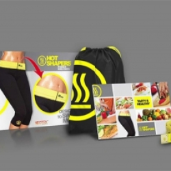 Бриджи для похудения Hot Shapers (размер L)