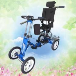Велотренажёр-велосипед реабилитационный
