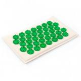 Аппликатор (Тибетский мас.коврик зеленый,12*22)